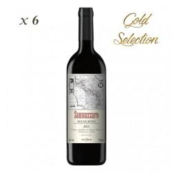 Sannazzaro Molise Rosso DOC - Campivalerio (6 bottles box)