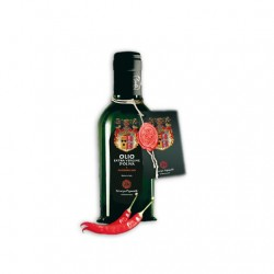 Chili flavored extra virgin olive oil 250ml - Pignatelli