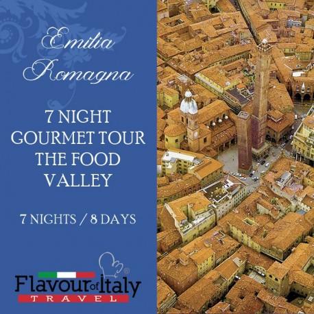 EMILIA ROMAGNA - 7 NIGHT GOURMET TOUR THE FOOD VALLEY