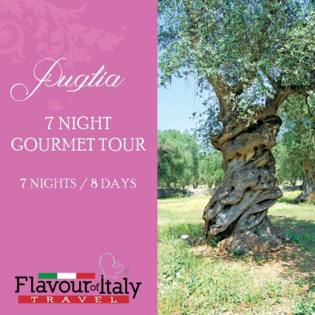 PUGLIA - 7 NIGHT GOURMET TOUR
