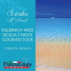 PALERMO & WEST SICILIA - 7 NIGHT GOURMET TOUR