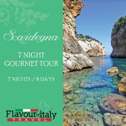 SARDEGNA - 7 NIGHT GOURMET TOUR