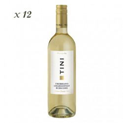 Trebbiano - Chardonnay IGT - Tini (12 bottles box)