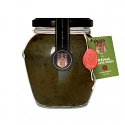 GREEN OLIVE PATE - 170g