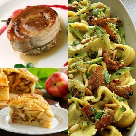 Nov. 9th, 2019  -  ITALIAN WINTER DINNER