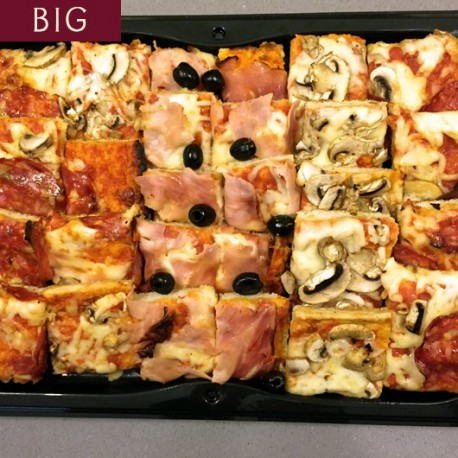 PIZZA AND FOCACCIA PLATTER