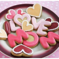Mar. 26th, 2017  -  MOTHER'S DAY COOKERY CLASS