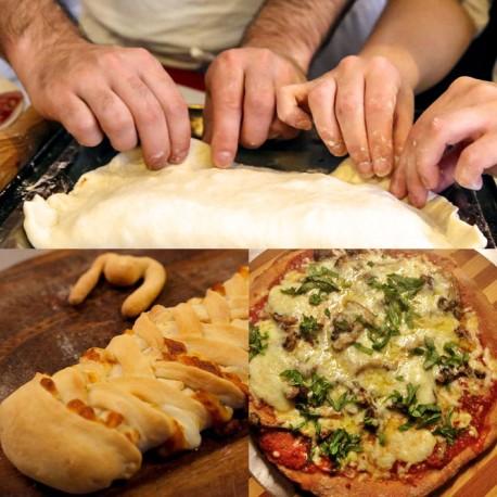 Jan. 13th, 2018 - ITALIAN HOMEMADE PIZZA & CALZONE