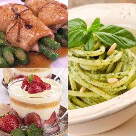 Mar. 24th, 2018 - ITALIAN SPRING DINNER