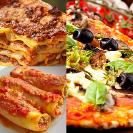 Jan. 19th, 2019  -  OVEN BAKED ITALIAN DISHES