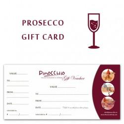 PROSECCO GIFT CARD