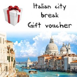 ITALIAN CITY BREAK GIFT VOUCHER