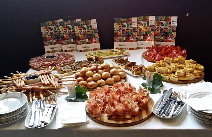 1 italian buffet for Italian buffet