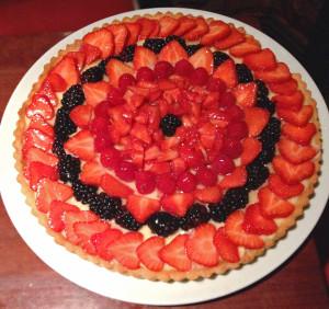 dessert - fuit cake