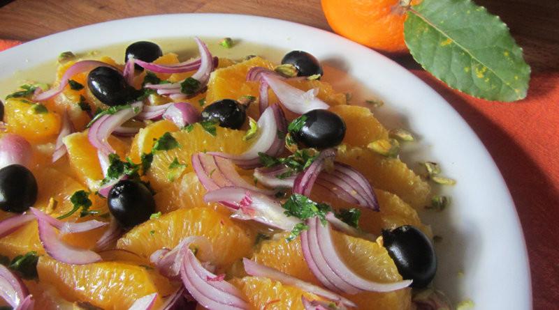 insalata arance