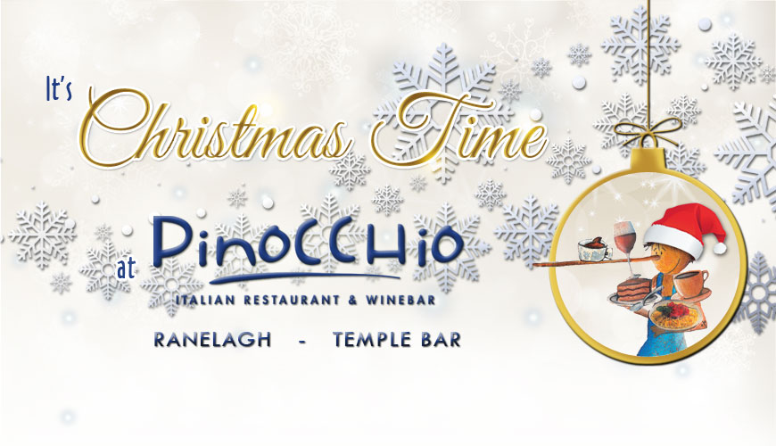 Christmas at Pinocchio