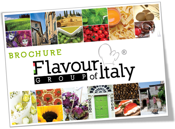 Flavour of Italy brochure