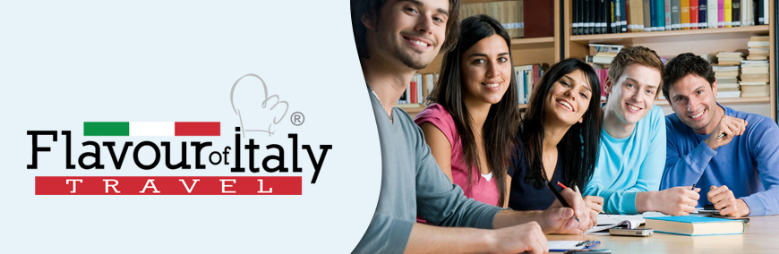 Flavour of Italy study trips and work experience