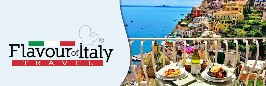 Flavour of Italy travel