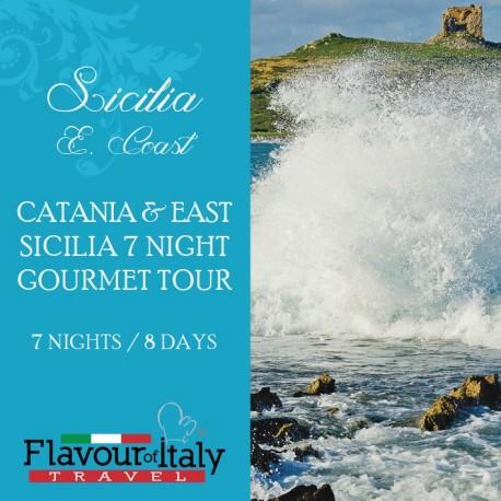 CATANIA & EAST SICILIA - 7 NIGHT GOURMET TOUR