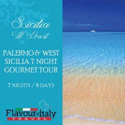 PALERMO & WEST SICILIA - 7 NIGHT GOURMET TOUR