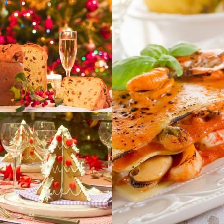 Dec. 18th, 2021  -  ITALIAN CHRISTMAS DINNER