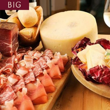 CURED MEAT AND CHEESE - BIG PLATTER