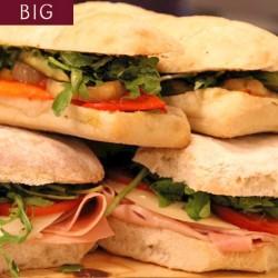 MIXED SANDWICH - BIG PLATTER