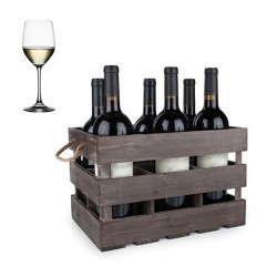 WHITE ITALIAN WINE - 6 BOTTLES BOX