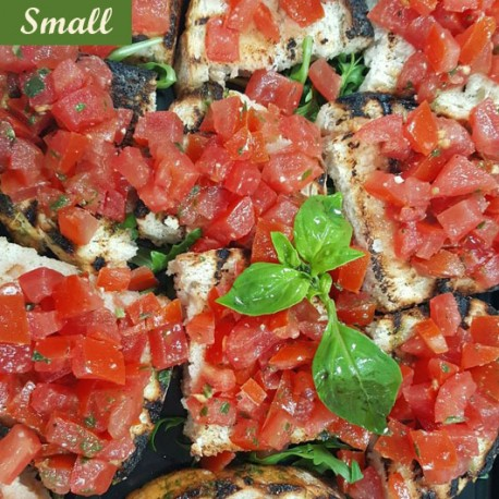 BRUSCHETTA - SMALL PLATTER