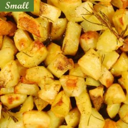 ROASTED POTATOES - SMALL PLATTER