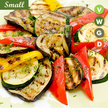 GRILLED VEGETABLES - SMALL PLATTER