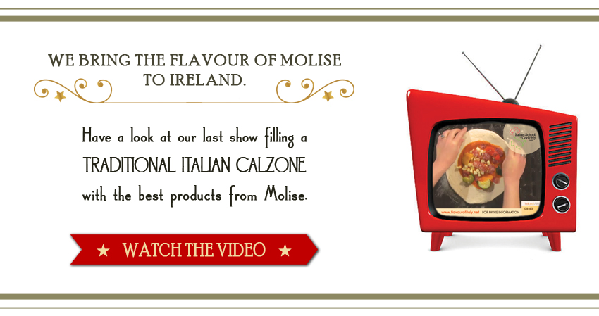 calzone tv